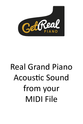 Get Real Piano logo